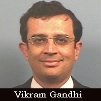 Vikram Gandhi to represent GAWA Microfinance Fund on Janalakshmi board