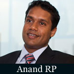 Squadron Capital's investment director Anand RP quits