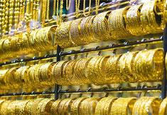Gold at near 1-week high; investors still cautious