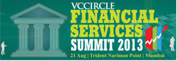 Just two days left for VCCircle Financial Services Summit 2013; register now