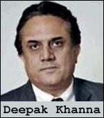 RCom ropes in Deepak Khanna from Tulip Telecom as CEO of domestic enterprise unit
