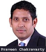Anand Rathi's investment banking CEO Praveen Chakravarty quits