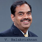Infosys BPO head and India business unit chief V Balakrishnan resigns, to set up $20M VC fund with Mohandas Pai
