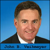 KPMG elevates John Veihmeyer as global chairman