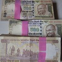 Rupee hits eight-month closing high