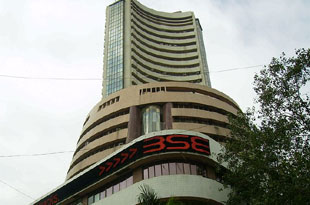 Sensex gains over 100 points, scales new peak
