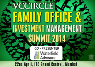 Updated agenda for VCCircle Family Office & Investment Management Summit 2014 on Apr 22, Mumbai