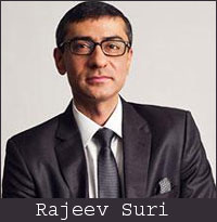 India-born Rajeev Suri named Nokia CEO