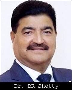 NRI businessman BR Shetty, others to acquire foreign exchange firm Travelex from Apax