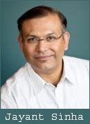 Former Omidyar Network head Jayant Sinha gets elected from Hazaribagh