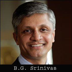 B G Srinivas to take over as group MD of Southeast Asian telecom & IT giant PCCW
