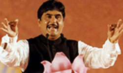 Union minister Gopinath Munde dies after a car accident in Delhi