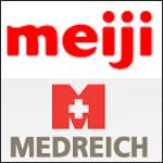 Japan's Meiji buying Temasek-backed drugmaker Medreich for $290M