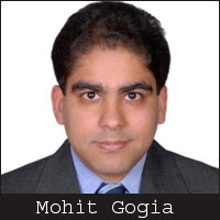 Law firm S&R Associates elevates Mohit Gogia as partner