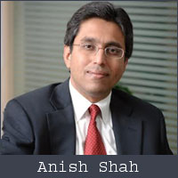 M&M ropes in GE Capital India chief Anish Shah