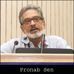 Economy can grow by 6.5% in 2014-15, says Pronab Sen