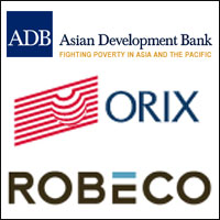 ADB, ORIX & Robeco form $400M Asian climate-related PE fund