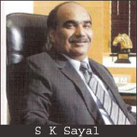 Bharti Realty appoints SK Sayal as MD & CEO