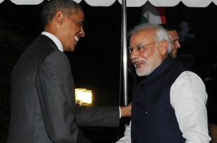 Modi and Obama target $500B India-US trade