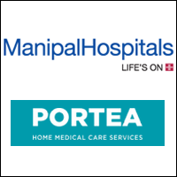 Manipal Health collaborates with Portea Medical to offer home services