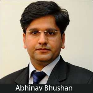 Essel Finance appoints Abhinav Bhushan as head of realty fund business