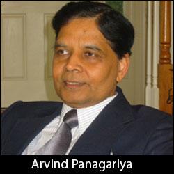 Economist Arvind Panagariya named first vice chairman of NITI Aayog