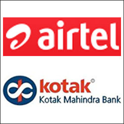 Kotak Mahindra to buy 19.9% stake in Bharti Airtel's proposed payments bank