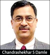 L&T Finance Holdings' group CFO Chandrashekhar Damle quits