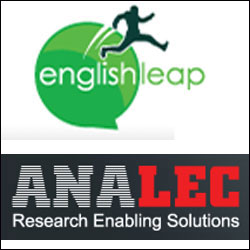 Online education startup Englishleap.com raises funding from fintech firm ANALEC