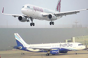 Qatar Airways eyes up to 49% stake in IndiGo