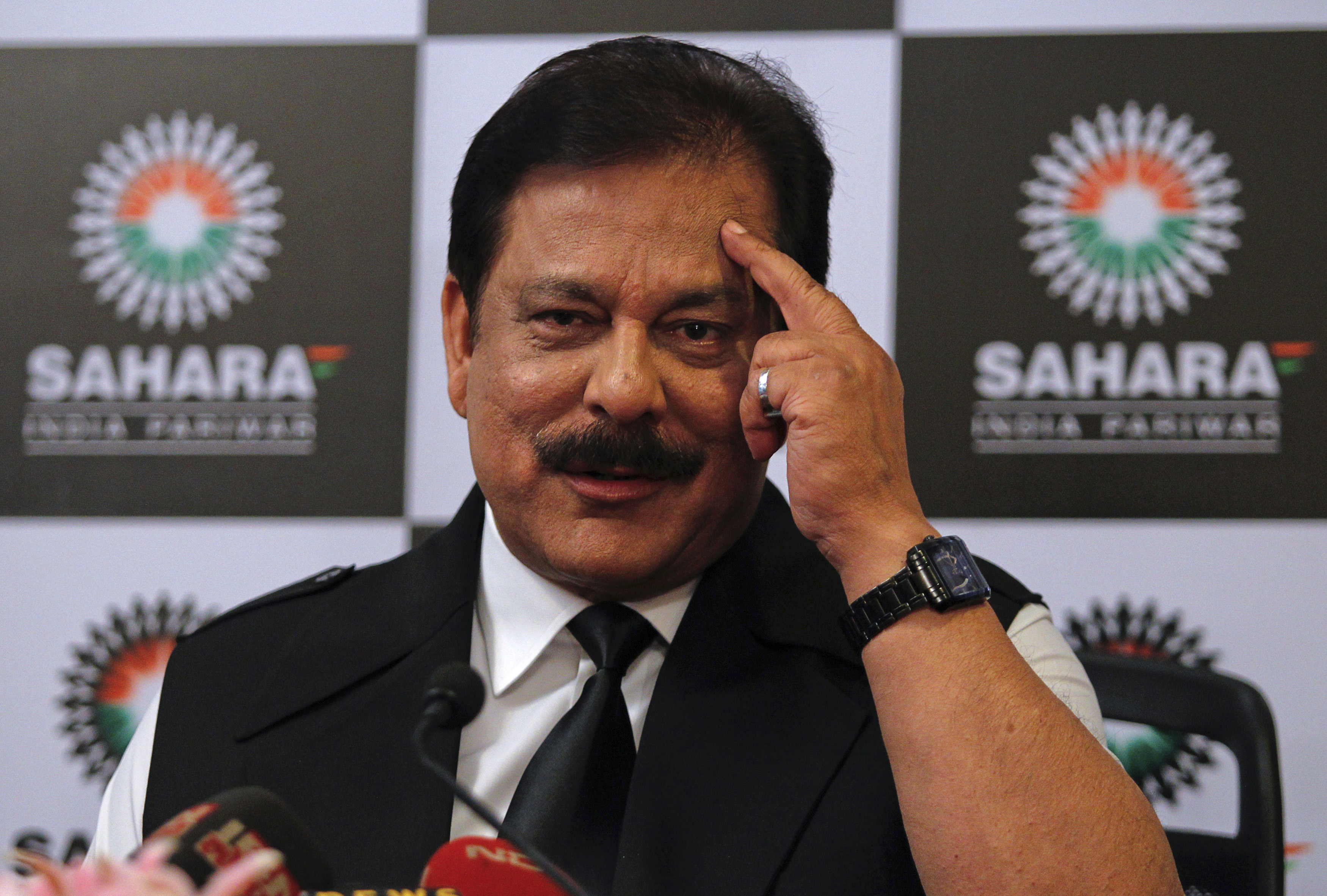 Sahara close to $2B deal with Mirach Capital for Subrata Roy bail