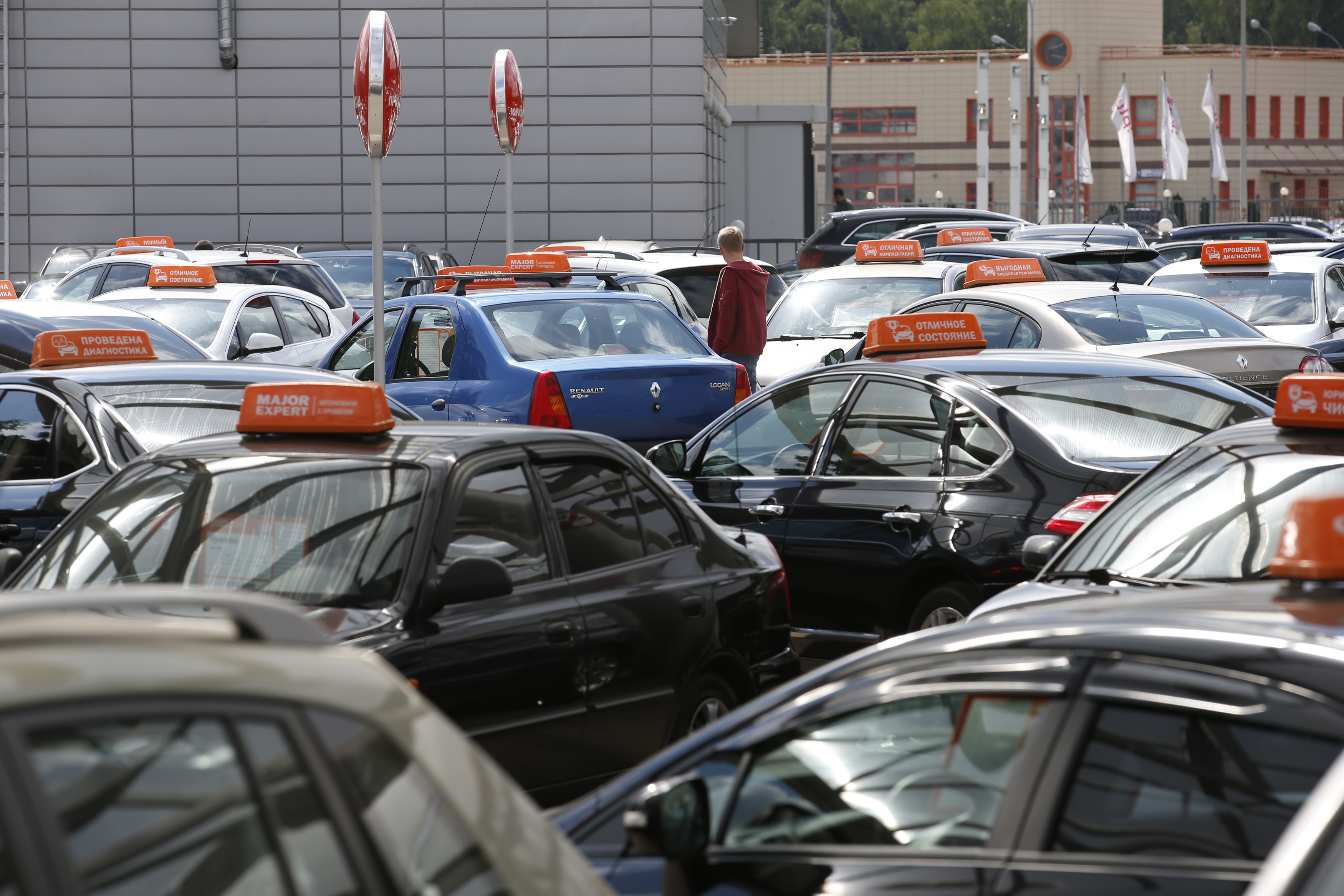 Car sales moderates to 3.1% in January after temporary tax cuts withdrawn