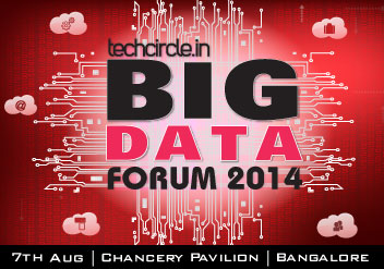 Dhiraj Rajaram of Mu Sigma to deliver keynote at debut edition of Techcircle Big Data Forum 2014 on Aug 7, Bengaluru; register now