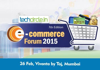 Final agenda for Techcircle Ecommerce Forum 2015, India's largest ecommerce conference; a few seats left