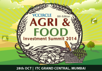 VCCircle Agri & Food Investment Summit to be held on Oct 28, block your calendar now!
