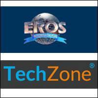 Eros to buy mobile VAS venture TechZone through all-stock deal