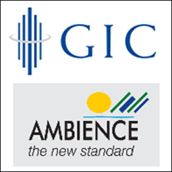 GIC in advanced talks to invest just under $100M in Ambience's township project
