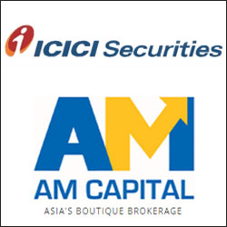 ICICI Securities joins hands with Hong Kong-based brokerage firm AM Capital