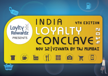 Be part of the country's largest loyalty meet at @ India Loyalty Conclave 2014; register now and avail discounts