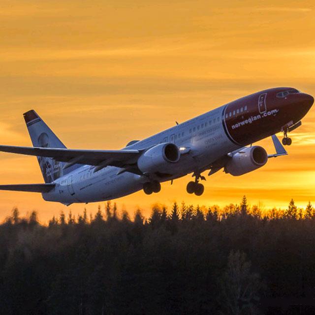 Norwegian budget carrier plans India landing