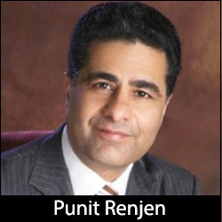 Punit Renjen named CEO of Deloitte