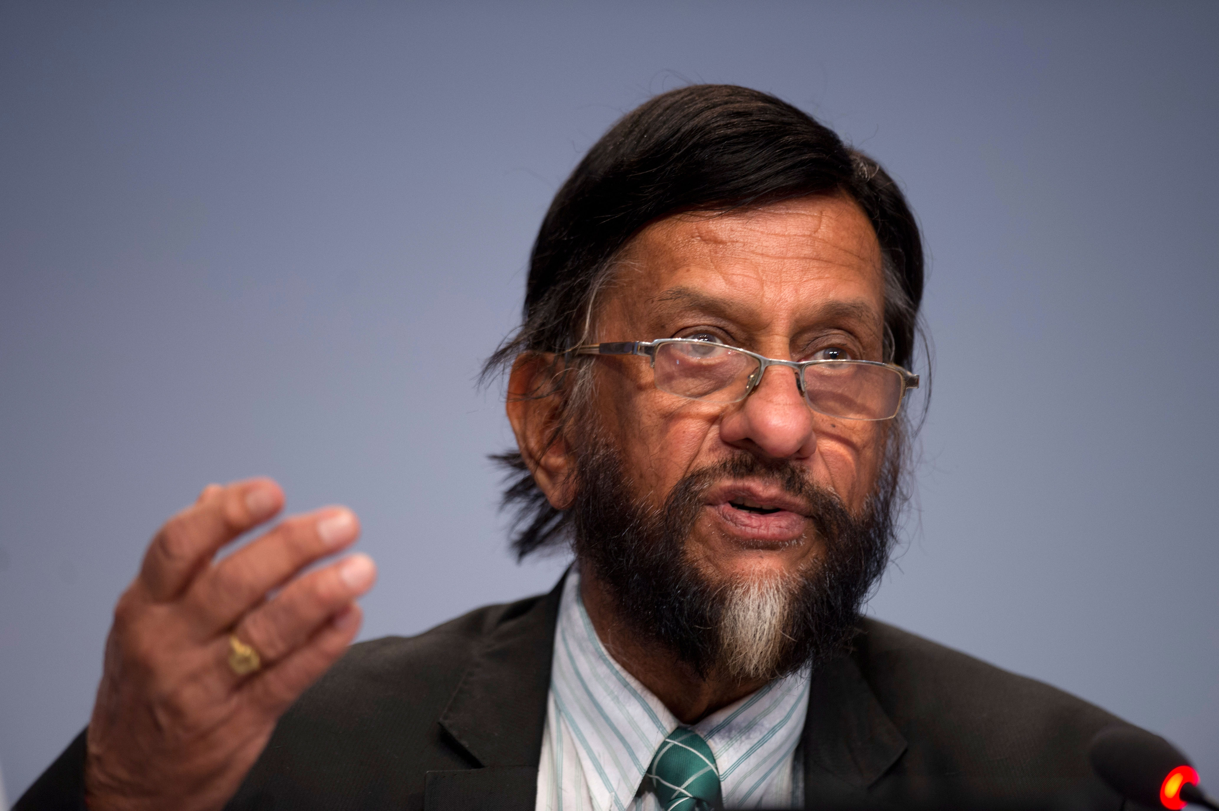 R K Pachauri quits UN's climate change unit over alleged sexual harassment case