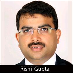FINO PayTech elevates Rishi Gupta as MD & CEO