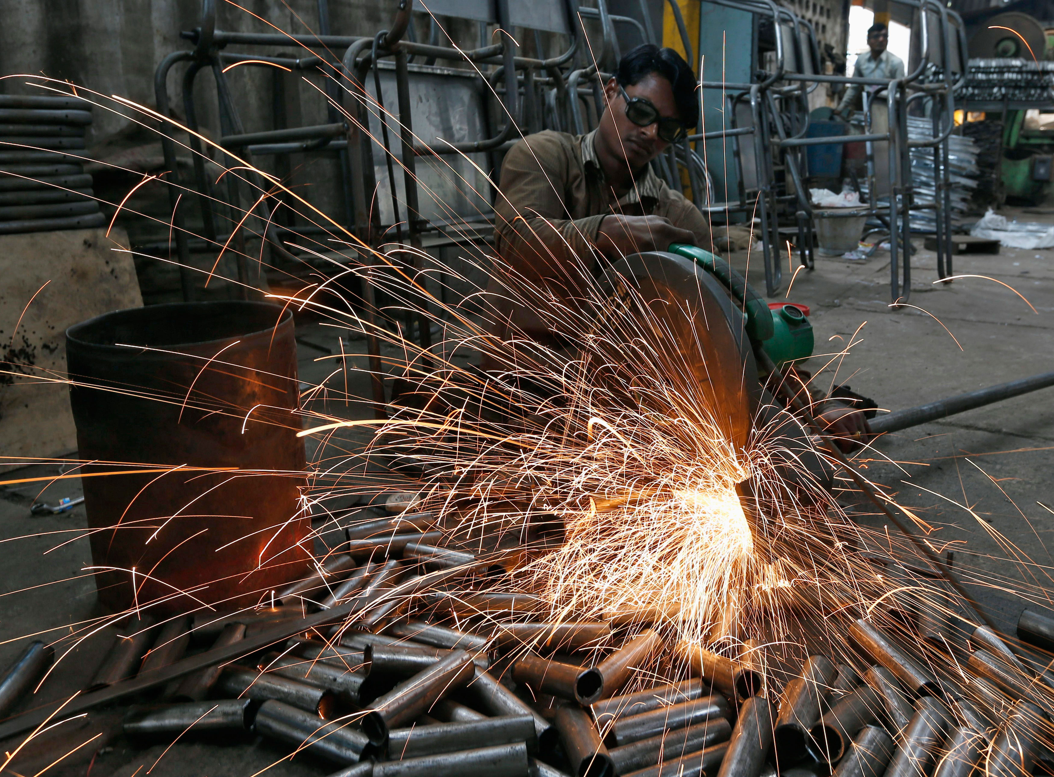 Core sector growth slows to 3-month low of 2.4% in December