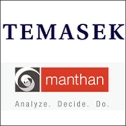 Temasek leads $60M round in analytics co Manthan; IDG exits, Fidelity part-exits
