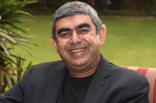 Infosys realigns organisational structure