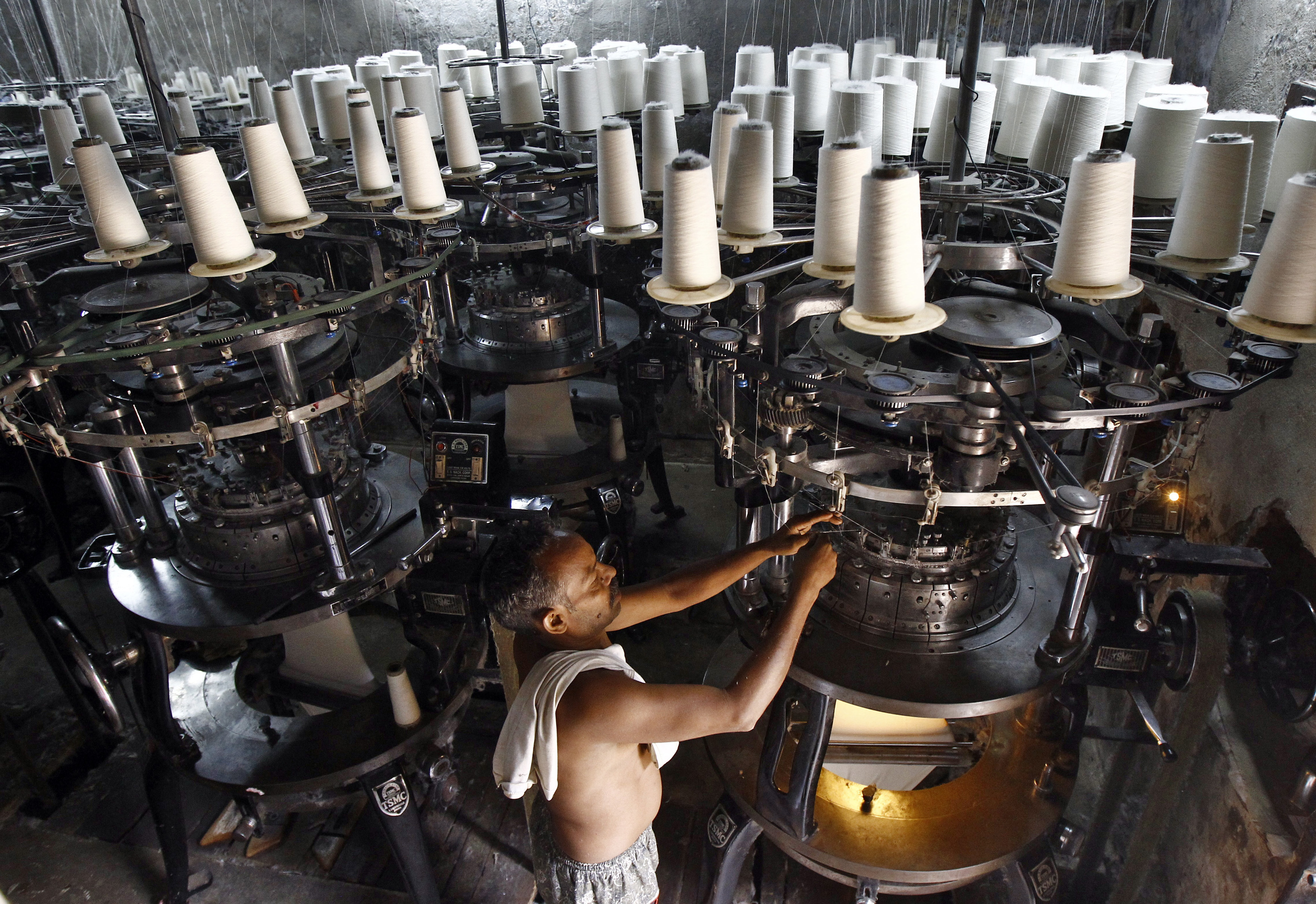 Output picking up in emerging market economies