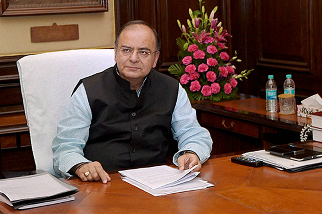 GDP growth will be 7.5 per cent this year: Jaitley