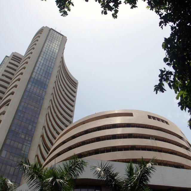 Sensex ends in red after hitting new milestone of 30,000 in intra-day trades