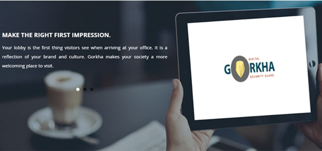 Startup behind e-logbook for visitors to premises Digital Gorkha raises $160K in angel funding
